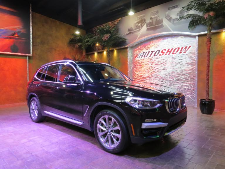 Used 2019 BMW X3 xDrive30i - Pano Roof, Nav, Htd Lthr!! for sale $45,800 at Auto Show Sales and Finance in Winnipeg MB R3Y 1G5 2