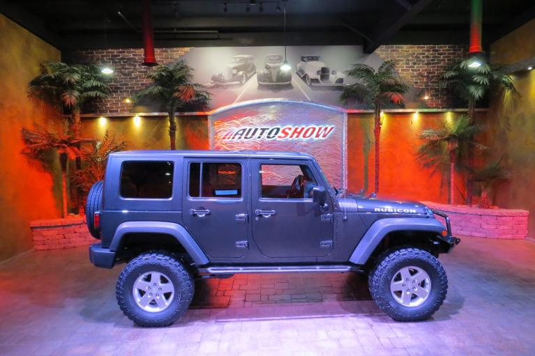 Used 2010 Jeep Wrangler Unlimited Unlimited Rubicon - Lifted Custom on 35s!! for sale $26,800 at Auto Show Sales and Finance in Winnipeg MB R3Y 1G5 2