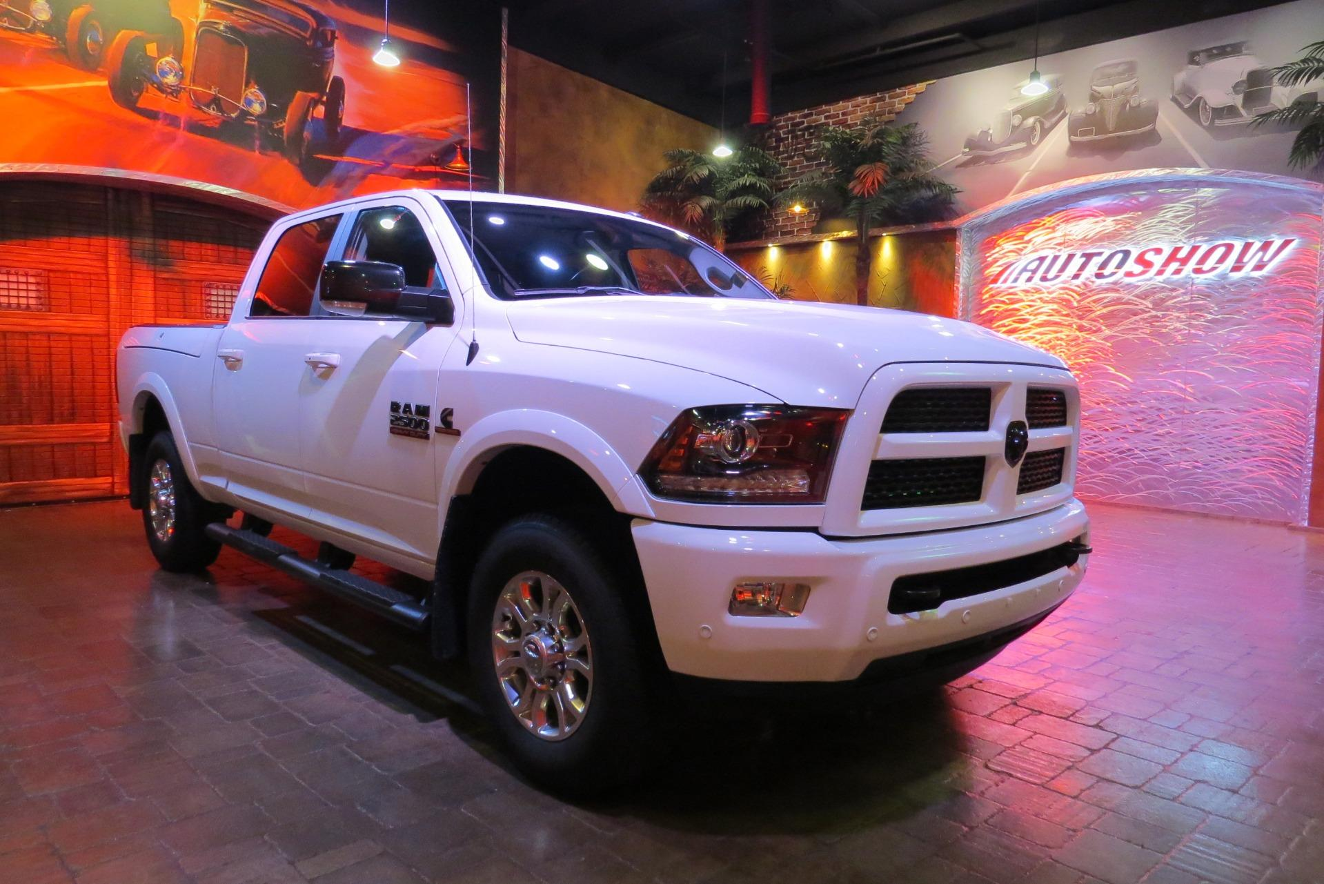 Used 2017 Ram 2500 Cummins Laramie - S.Roof, Nav, Htd & A/C Lthr!! for sale $59,800 at Auto Show Sales and Finance in Winnipeg MB R3Y 1G5 1