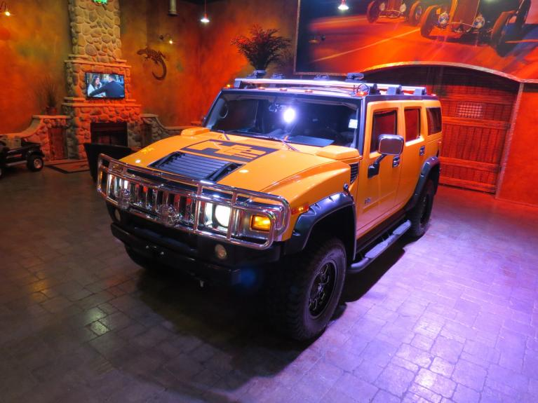 Used 2003 HUMMER H2 LOW K!! Tuned & Upgraded!! for sale $25,600 at Auto Show Sales and Finance in Winnipeg MB R3Y 1G5 2