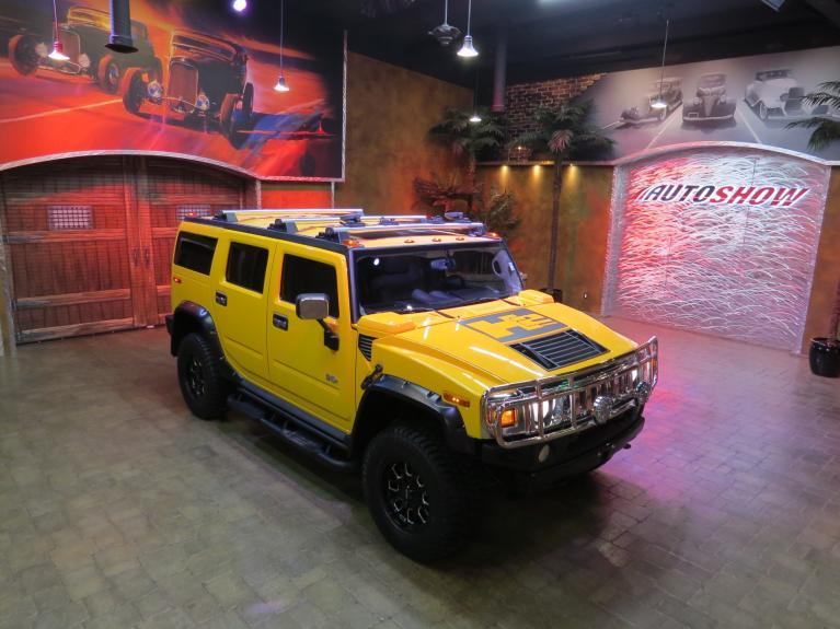 Used 2003 HUMMER H2 LOW K!! Tuned & Upgraded!! for sale $25,600 at Auto Show Sales and Finance in Winnipeg MB R3Y 1G5 1