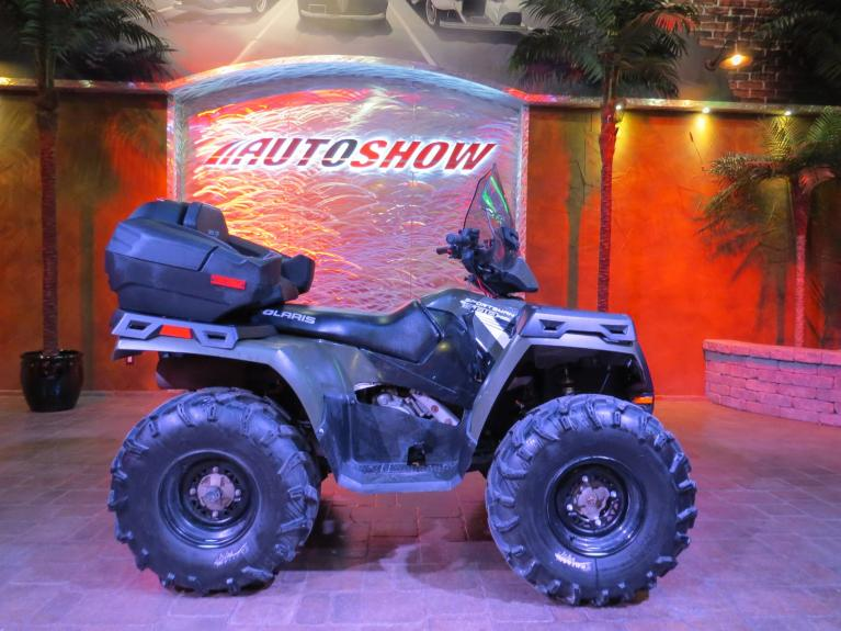 Used 2013 Polaris Sportsman 500HD 4x4 w/ Bronco Bucket, Winch & Tow Pkg! for sale $5,800 at Auto Show Sales and Finance in Winnipeg MB R3Y 1G5 2