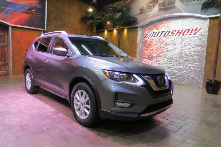 Used 2018 Nissan Rogue SV AWD - Pano Roof, Htd Seats, R.Start!! for sale $25,580 at Auto Show Sales and Finance in Winnipeg MB R3Y 1G5 2
