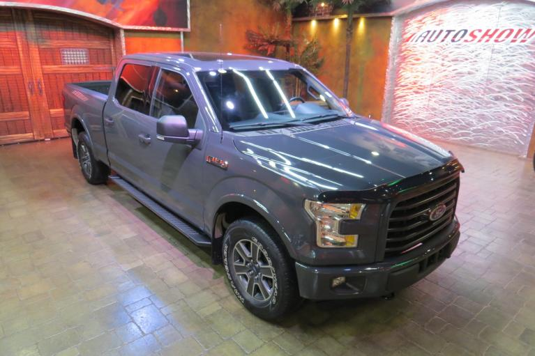 Used 2016 Ford F-150 5.0L SPORT - Nav, Pano Roof, Htd Seats!! for sale $38,800 at Auto Show Sales and Finance in Winnipeg MB R3Y 1G5 2