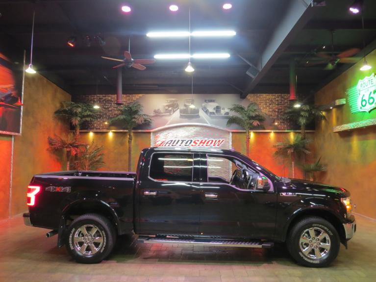 Used 2019 Ford F-150 NEW GEN LARIAT!! AS NEW!! for sale $46,800 at Auto Show Sales and Finance in Winnipeg MB R3Y 1G5 2