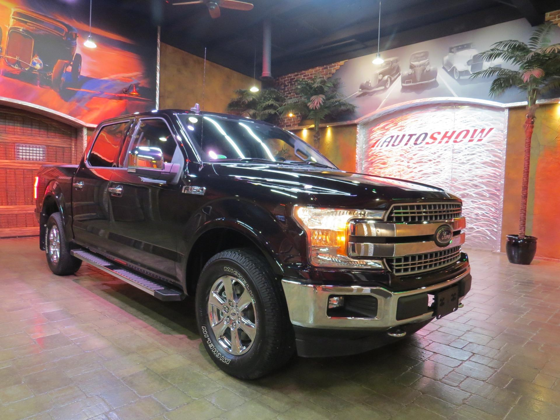 Used 2019 Ford F-150 Lariat 5.0 - Htd & A/C Lthr + Tow Pkg!! for sale $49,800 at Auto Show Sales and Finance in Winnipeg MB R3Y 1G5 1