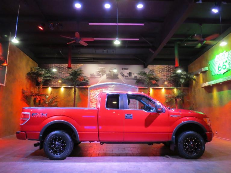 Used 2010 Ford F-150 SHARP FX 4 SPORT!! SUNROOF for sale $13,600 at Auto Show Sales and Finance in Winnipeg MB R3Y 1G5 2