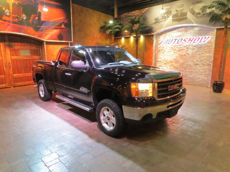 Used 2009 GMC Sierra 1500 *Nevada Edition* 4x4, Ext Cab, 6.5ft Box! for sale $13,600 at Auto Show Sales and Finance in Winnipeg MB