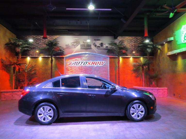 Used 2014 Chevrolet Cruze LT - T.Screen, Local Trade! for sale Sold at Auto Show Sales and Finance in Winnipeg MB R3Y 1G5 2