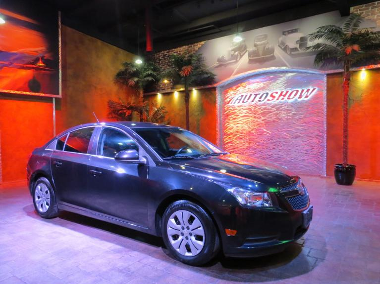 Used 2014 Chevrolet Cruze LT - T.Screen, Local Trade! for sale Call for price at Auto Show Sales and Finance in Winnipeg MB