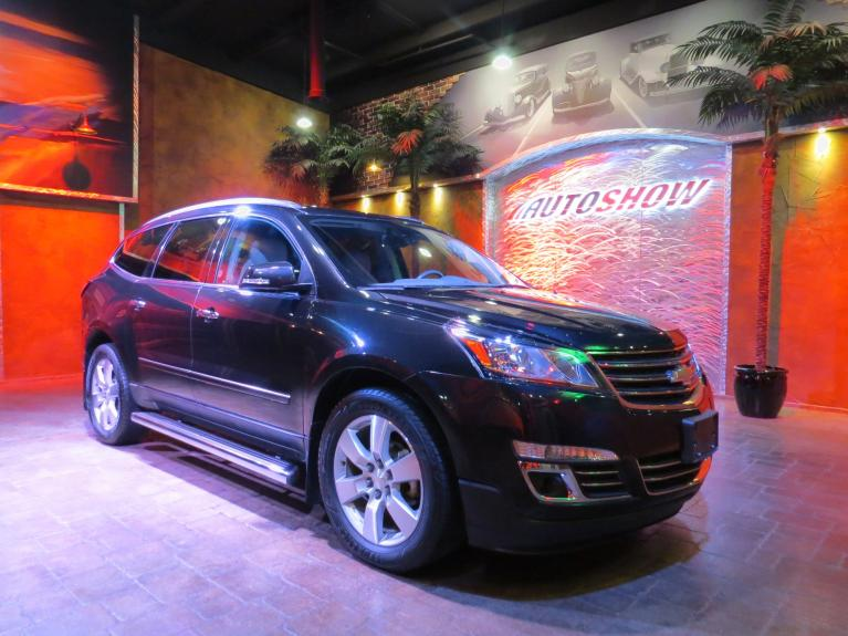 Used 2014 Chevrolet Traverse LTZ AWD - Htd & A/C Lthr, R.Start!! for sale $24,800 at Auto Show Sales and Finance in Winnipeg MB R3Y 1G5 2