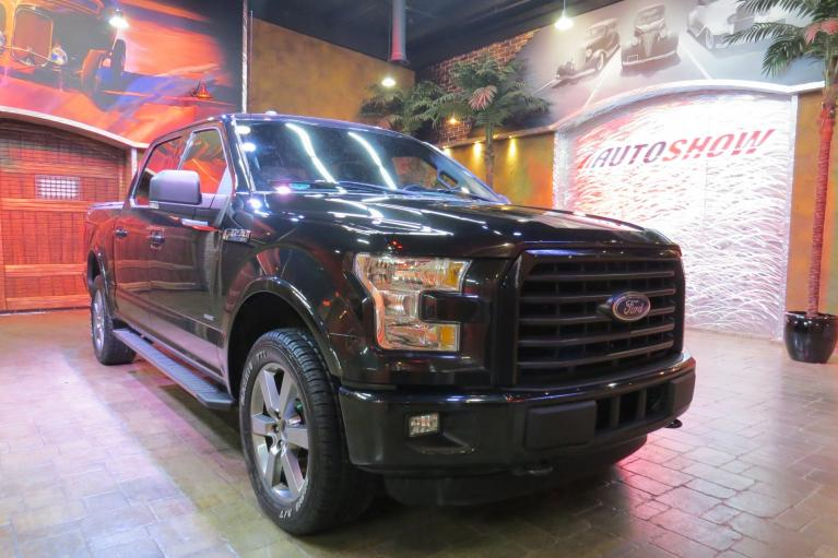 Used 2015 Ford F-150 EcoBoost Sport - Htd Seats & Big T.Screen! for sale $32,600 at Auto Show Sales and Finance in Winnipeg MB