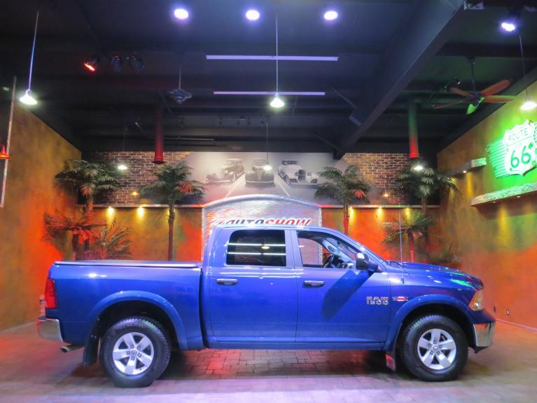Used 2016 Ram 1500 Outdoorsman EcoDiesel 4x4 - Gorgeous Crew!! for sale $30,800 at Auto Show Sales and Finance in Winnipeg MB
