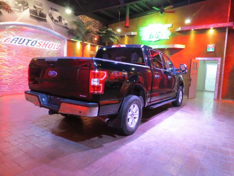 Used 2018 Ford F-150 XLT 4x4 Crew - 3.5 EcoBoost w/ Tow Pkg! for sale $34,800 at Auto Show Sales and Finance in Winnipeg MB R3Y 1G5 2