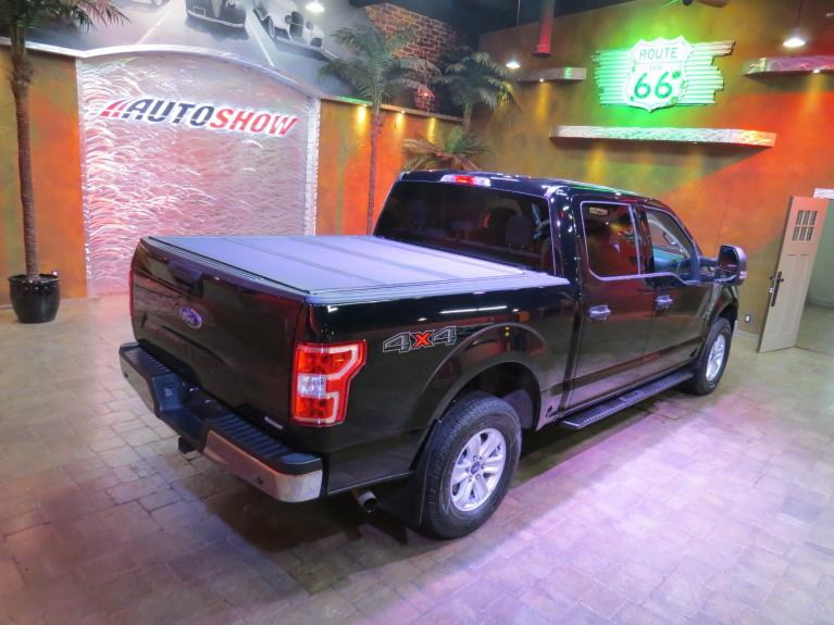 Used 2018 Ford F-150 XLT 4x4 Crew - 3.5 EcoBoost w/ Tow Pkg! for sale $34,800 at Auto Show Sales and Finance in Winnipeg MB