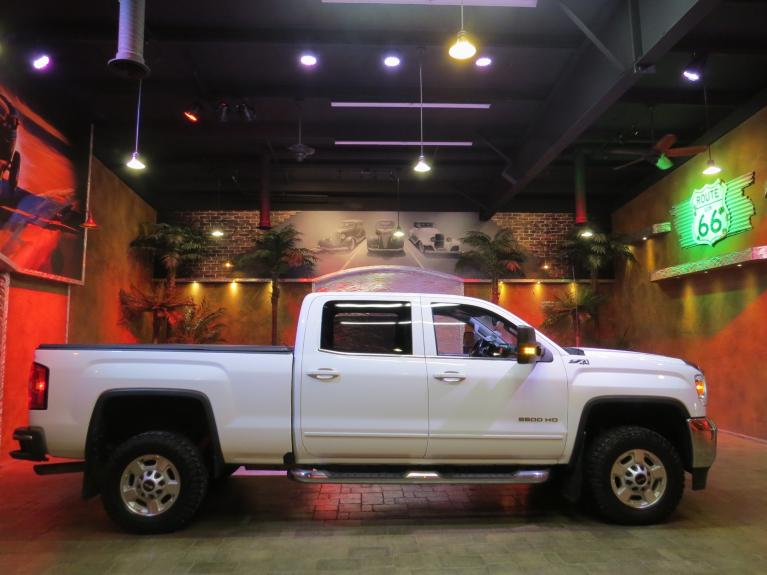 Used 2017 GMC Sierra 2500HD Z71 SLE - Big Crew!  Htd Seats & B.Up Cam!! for sale $39,800 at Auto Show Sales and Finance in Winnipeg MB R3Y 1G5 2