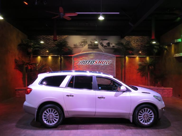 Used 2011 Buick Enclave CXL AWD - Htd Lthr, R.Start, 7 Pass!! for sale $16,600 at Auto Show Sales and Finance in Winnipeg MB R3Y 1G5 2