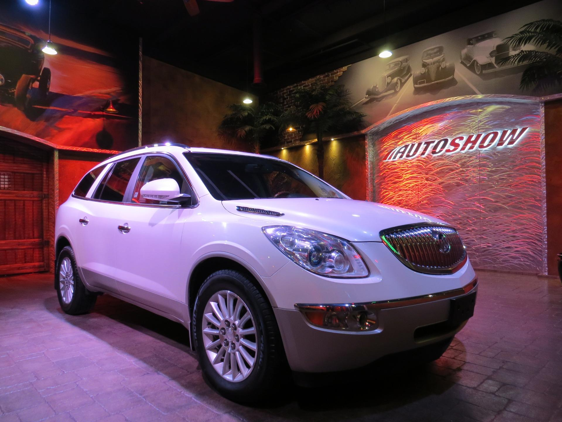 Used 2011 Buick Enclave CXL AWD - Htd Lthr, R.Start, 7 Pass!! for sale $16,600 at Auto Show Sales and Finance in Winnipeg MB R3Y 1G5 1