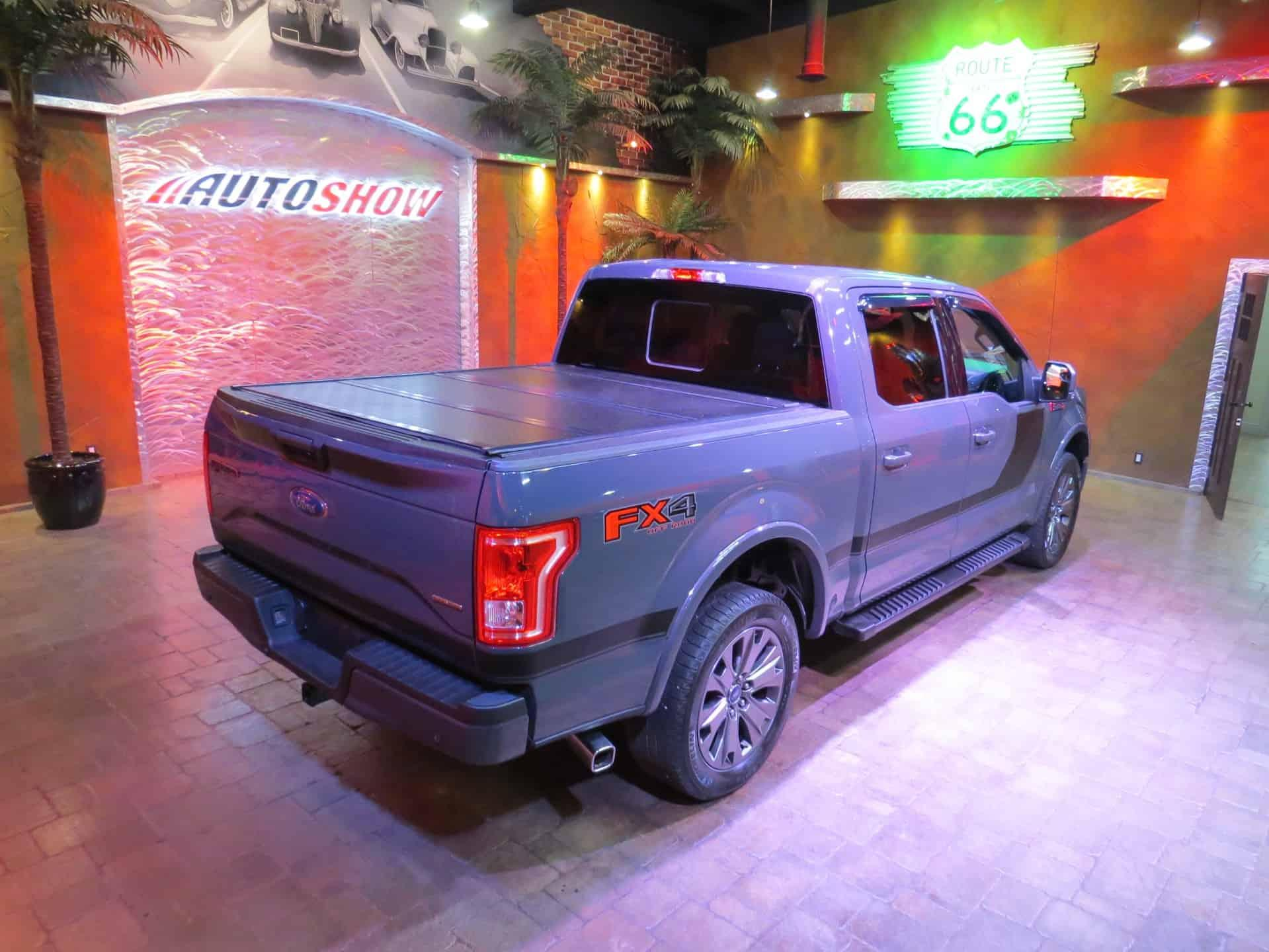 Used 2016 Ford F-150 5.0L FX4 Sport - Nav, Htd Seats, Tow Pkg! for sale $31,800 at Auto Show Sales and Finance in Winnipeg MB R3Y 1G5 1