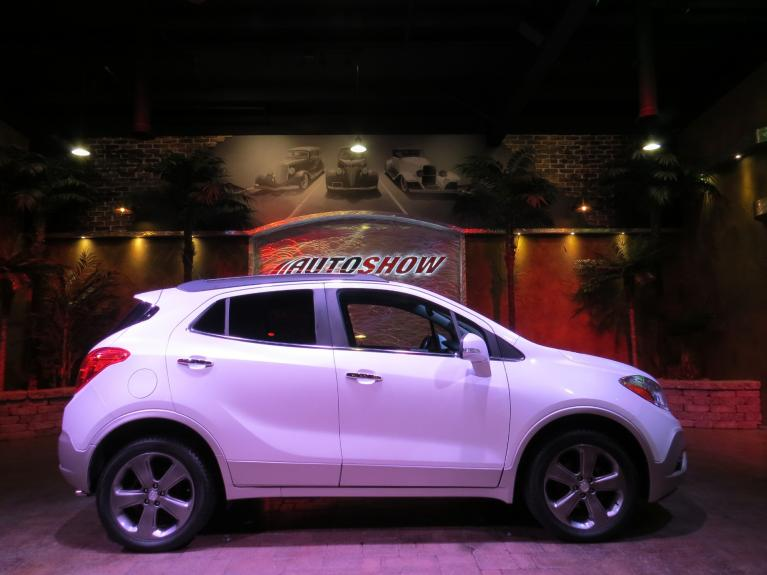 Used 2014 Buick Encore AWD - Bose, B.Tooth, R.Start, B.Up Cam!! for sale $15,800 at Auto Show Sales and Finance in Winnipeg MB R3Y 1G5 2
