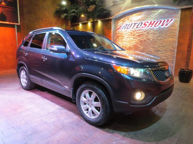 Used 2013 Kia Sorento V6 AWD - Tow Package, Htd Seats, Save Big! for sale $7,995 at Auto Show Sales and Finance in Winnipeg MB
