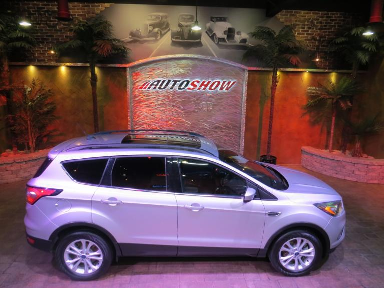 Used 2018 Ford Escape SEL 4WD - Nav, Pano Roof, Htd Lthr!! for sale $24,900 at Auto Show Sales and Finance in Winnipeg MB R3Y 1G5 2