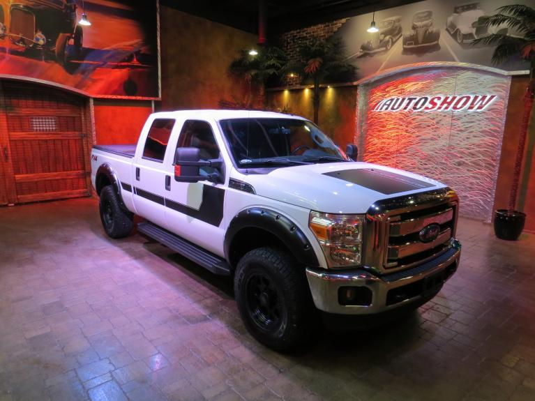 Used 2015 Ford F-250 SUPER DUTY Big 6.2L FX4!  Custom Upgraded!! for sale $27,600 at Auto Show Sales and Finance in Winnipeg MB