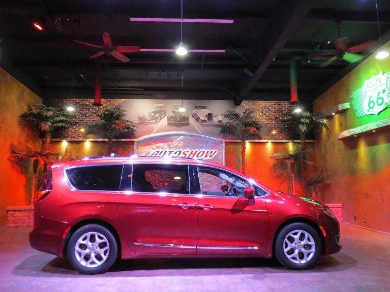Used 2018 Chrysler Pacifica Touring-L Plus - DVD, Htd Wheel & Lthr!! for sale Sold at Auto Show Sales and Finance in Winnipeg MB R3Y 1G5 2