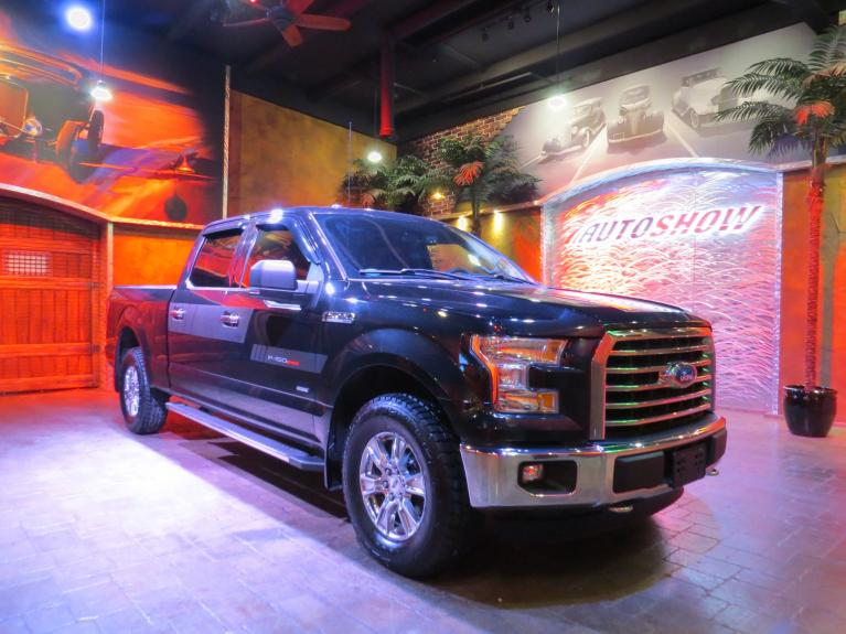 Used 2015 Ford F-150 XLT *** SUPERCREW-6.5 BOX!! *** for sale $25,800 at Auto Show Sales and Finance in Winnipeg MB R3Y 1G5 2
