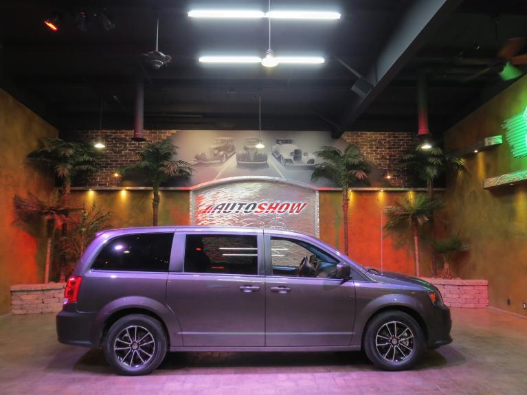 Used 2019 Dodge Grand Caravan GT - Pwr Sldrs, Htd Lthr & Wheel! for sale $25,688 at Auto Show Sales and Finance in Winnipeg MB R3Y 1G5 2