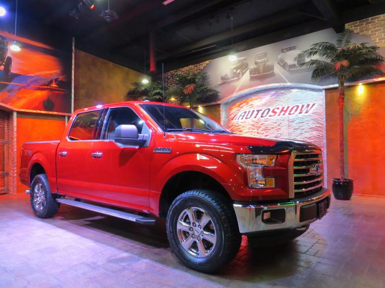 Used 2016 Ford F-150 XTR Crew - 5.0L, Tow Pkg, B.Up Cam, 4WD! for sale Sold at Auto Show Sales and Finance in Winnipeg MB R3Y 1G5 2