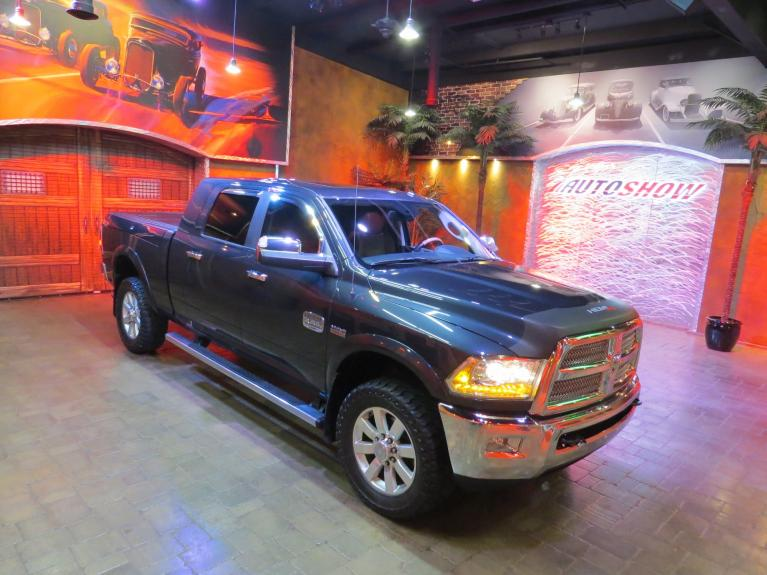 Used 2014 Ram 2500 Gorgeous Mega Cab Longhorn 6.4L for sale $42,600 at Auto Show Sales and Finance in Winnipeg MB R3Y 1G5 2