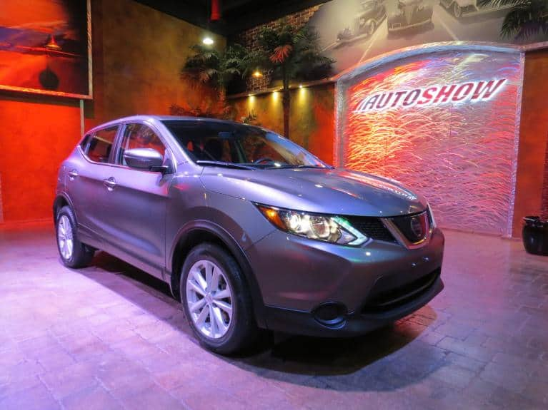 Used 2019 Nissan Qashqai SV AWD - Htd Seats, B.Tooth, B.Up Cam!! for sale $23,800 at Auto Show Sales and Finance in Winnipeg MB R3Y 1G5 2