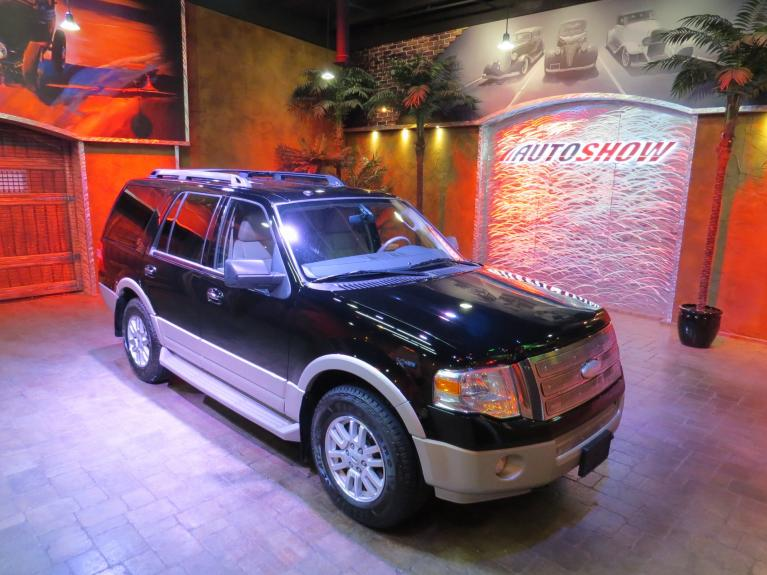 Used 2009 Ford Expedition Eddie Bauer 4WD - 8 Pass, Tow Pkg, Lthr, R.Start!! for sale $14,675 at Auto Show Sales and Finance in Winnipeg MB R3Y 1G5 2