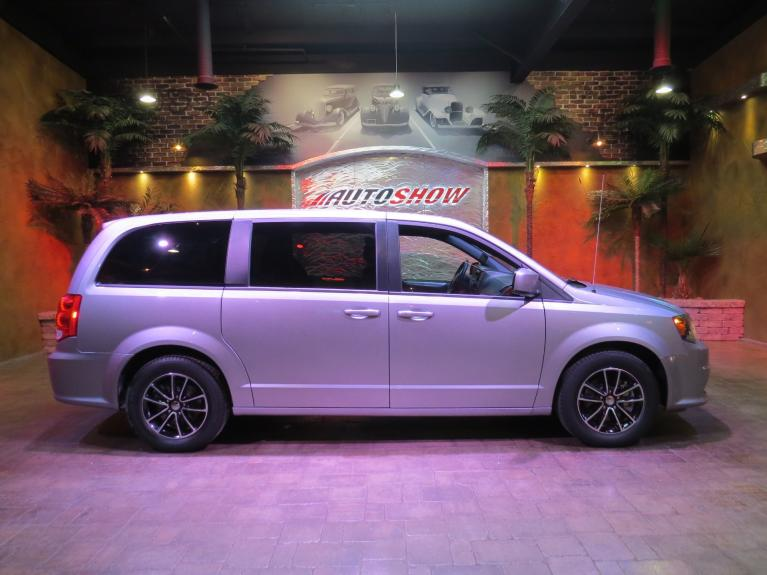 Used 2019 Dodge Grand Caravan GT - Pwr Sldrs, Htd Lthr & B.Up Cam! for sale $25,975 at Auto Show Sales and Finance in Winnipeg MB R3Y 1G5 2