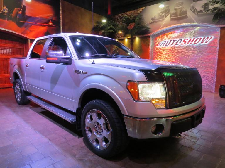 Used 2012 Ford F-150 Lariat 5.0L Crew - S.Roof!  Must See!! for sale $19,800 at Auto Show Sales and Finance in Winnipeg MB R3Y 1G5 2