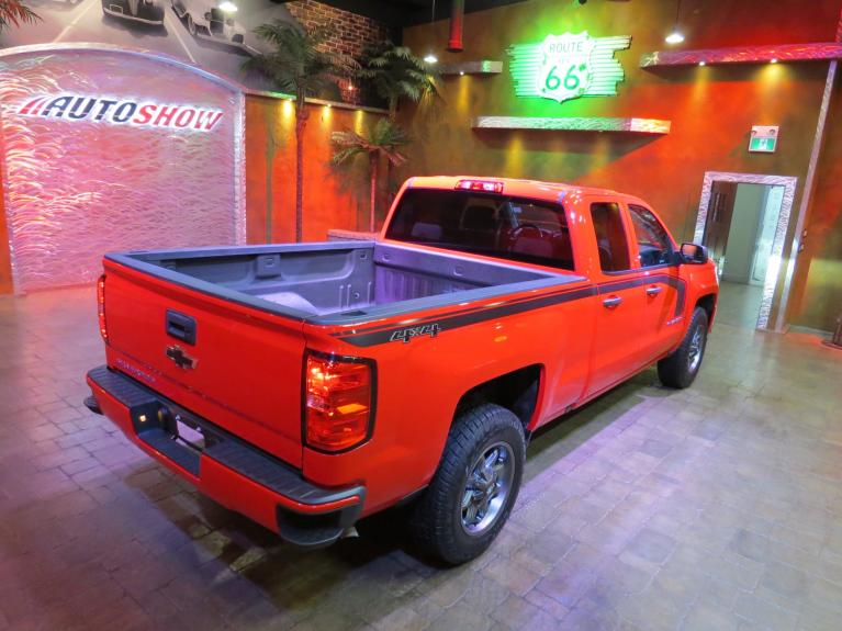 Used 2018 Chevrolet Silverado 1500 Custom 4x4!  Lifted / Upgraded!! for sale $33,575 at Auto Show Sales and Finance in Winnipeg MB R3Y 1G5 2