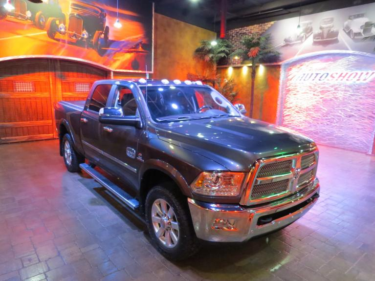 Used 2016 Ram 2500 Laramie Longhorn Cummins w/ S.Roof & Nav! for sale Sold at Auto Show Sales and Finance in Winnipeg MB R3Y 1G5 2