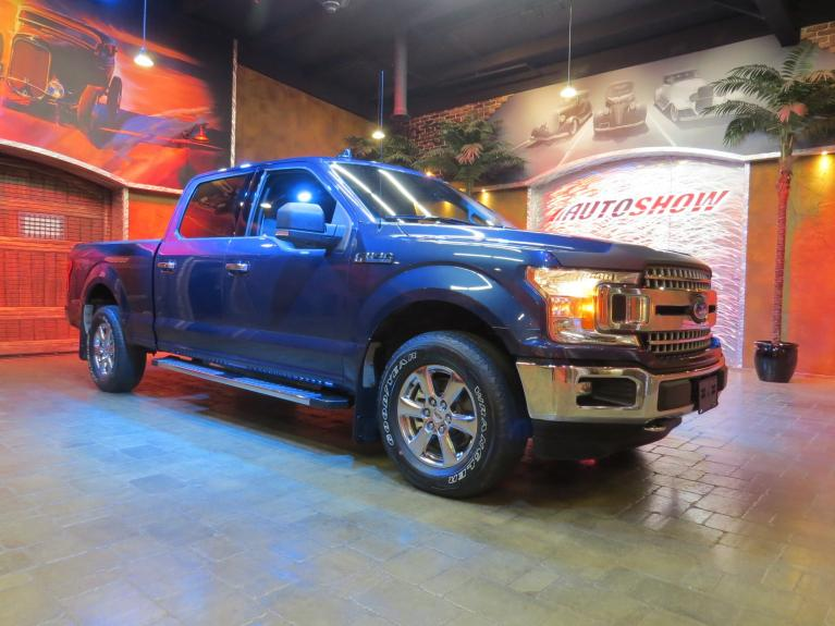 Used 2018 Ford F-150 XTR 4WD - Must See Clean!  3.5L EcoBoost!! for sale Sold at Auto Show Sales and Finance in Winnipeg MB R3Y 1G5 2