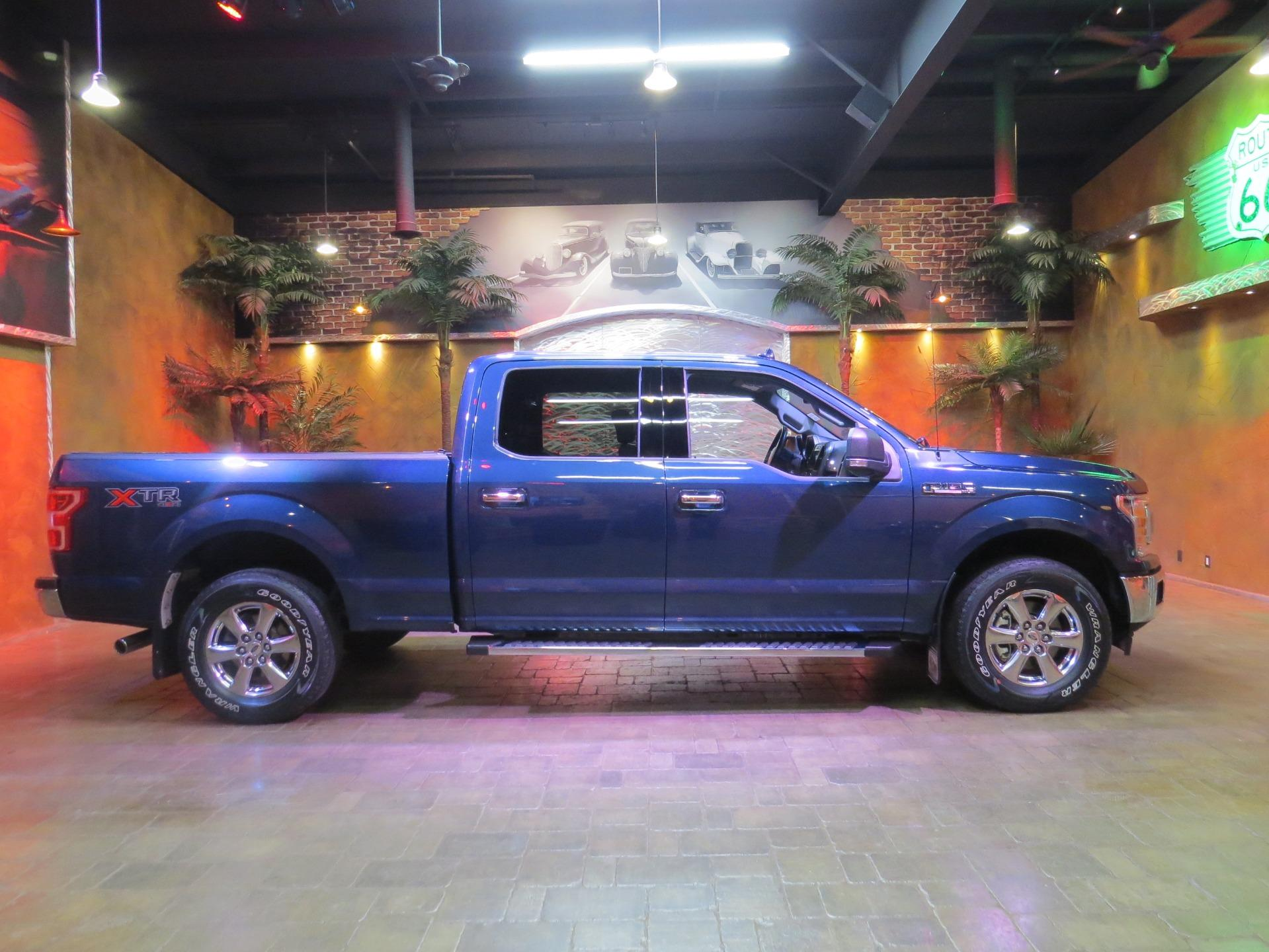Used 2018 Ford F-150 XTR 4WD - Must See Clean!  3.5L EcoBoost!! for sale $26,800 at Auto Show Sales and Finance in Winnipeg MB R3Y 1G5 1
