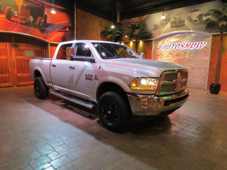 Used 2018 Ram 3500 Laramie Cummins - S.Roof, Nav, Htd Lthr! for sale $65,800 at Auto Show Sales and Finance in Winnipeg MB R3Y 1G5 2