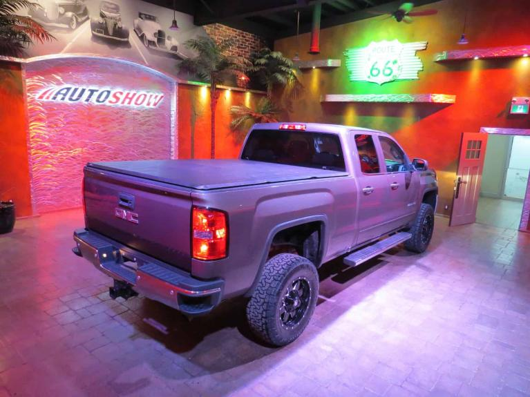 Used 2015 GMC Sierra 2500HD SLE 4x4 - B.Up Cam, B.Tooth, Tow Pkg! for sale $29,900 at Auto Show Sales and Finance in Winnipeg MB