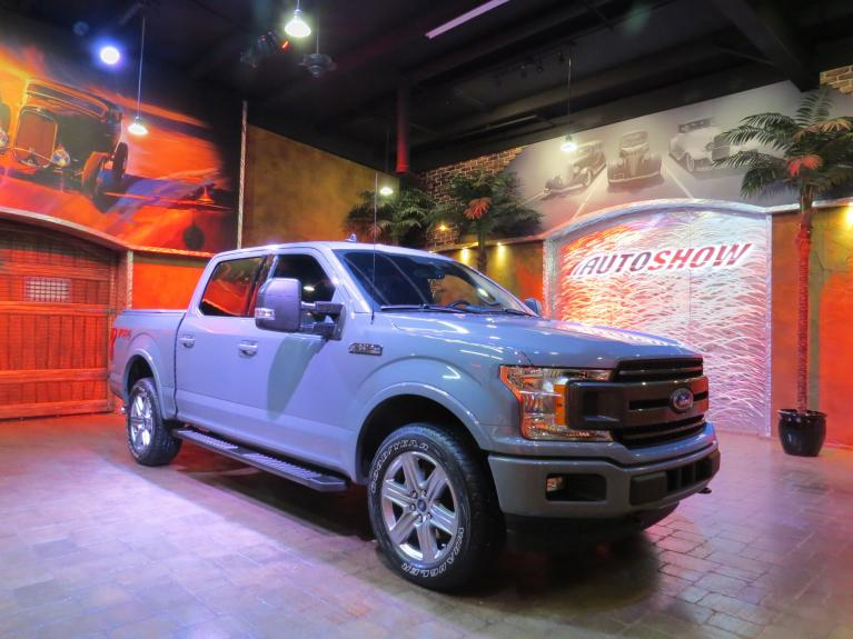 Used 2019 Ford F-150 FX4 ecoBoost - Nav, Htd Seats, R.Start! for sale $44,600 at Auto Show Sales and Finance in Winnipeg MB R3Y 1G5 2