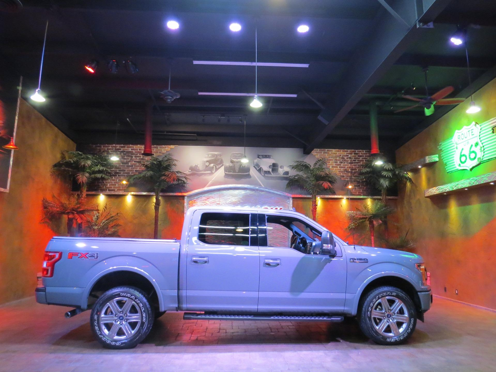 Used 2019 Ford F-150 FX4 ecoBoost - Nav, Htd Seats, R.Start! for sale $44,600 at Auto Show Sales and Finance in Winnipeg MB R3Y 1G5 1