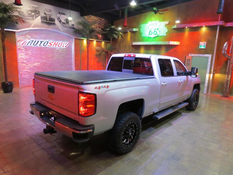 Used 2017 Chevrolet Silverado 2500HD LT 4x4 - 5th Wheel, R.Start & Htd Seats! for sale $39,800 at Auto Show Sales and Finance in Winnipeg MB R3Y 1G5 1