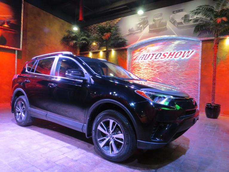 Used 2018 Toyota RAV4 LE AWD - Htd Seats, B.Tooth, B.Up Cam! for sale $25,996 at Auto Show Sales and Finance in Winnipeg MB R3Y 1G5 2