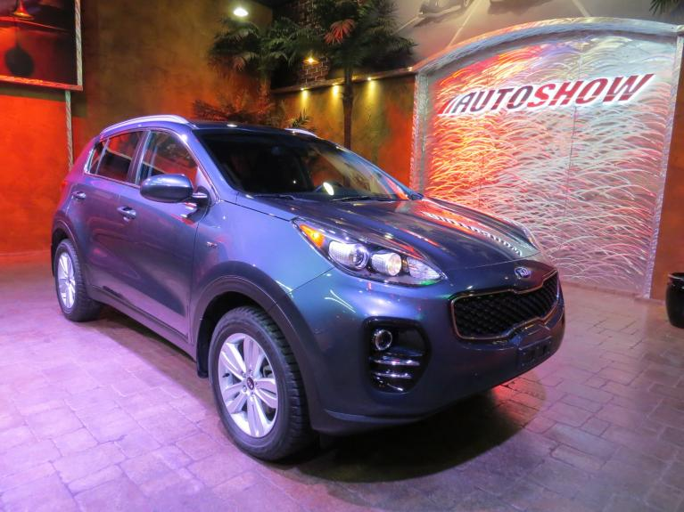Used 2018 Kia Sportage LX AWD - Htd Seats, B.Tooth, B.Up Cam! for sale Sold at Auto Show Sales and Finance in Winnipeg MB R3Y 1G5 2