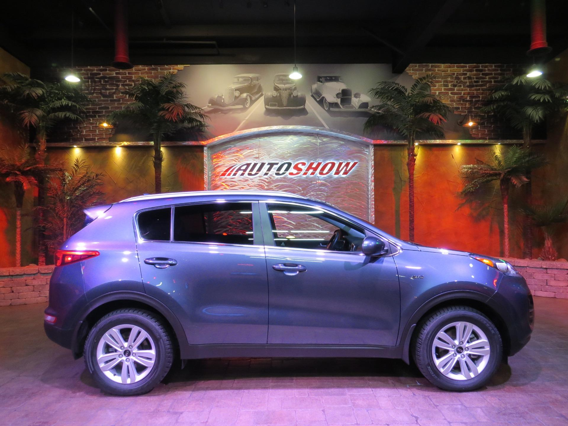 Used 2018 Kia Sportage LX AWD - Htd Seats, B.Tooth, B.Up Cam! for sale $22,600 at Auto Show Sales and Finance in Winnipeg MB R3Y 1G5 1