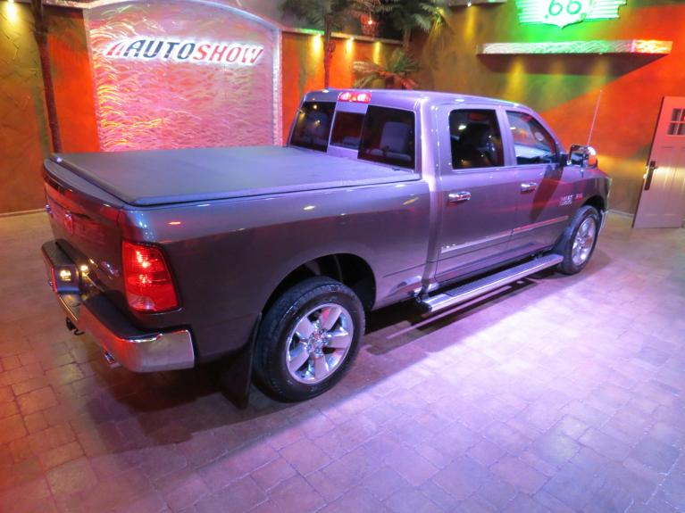 Used 2014 Ram 1500 Big Horn Hemi - Nav, R.Start, Htd Wheel & Seats for sale $26,800 at Auto Show Sales and Finance in Winnipeg MB R3Y 1G5 2