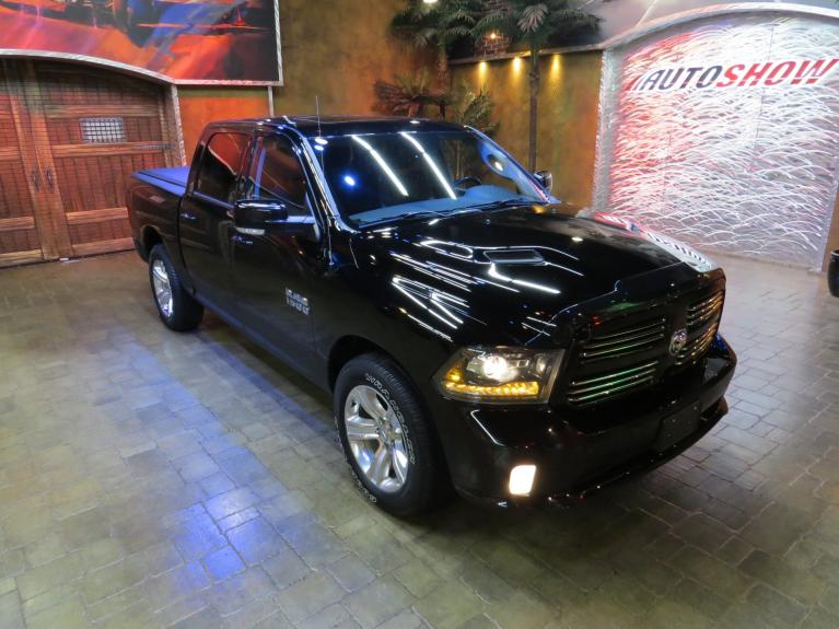 Used 2014 Ram 1500 Hemi Sport - S.Roof, Nav, R.Start, Htd Lthr! for sale $28,800 at Auto Show Sales and Finance in Winnipeg MB R3Y 1G5 2